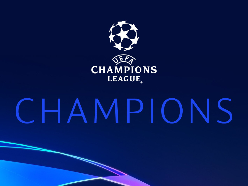 UEFA Champions League 2018 - Custom font design | Fontsmith