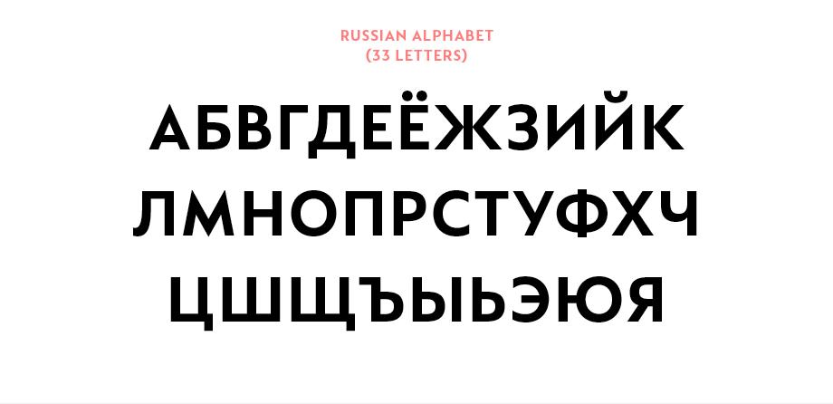 Cyrillic Top Tips | Fontsmith Blog