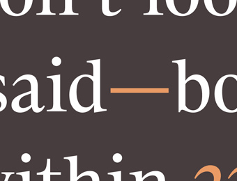 The A-Z of typographic terms | Fontsmith Blog
