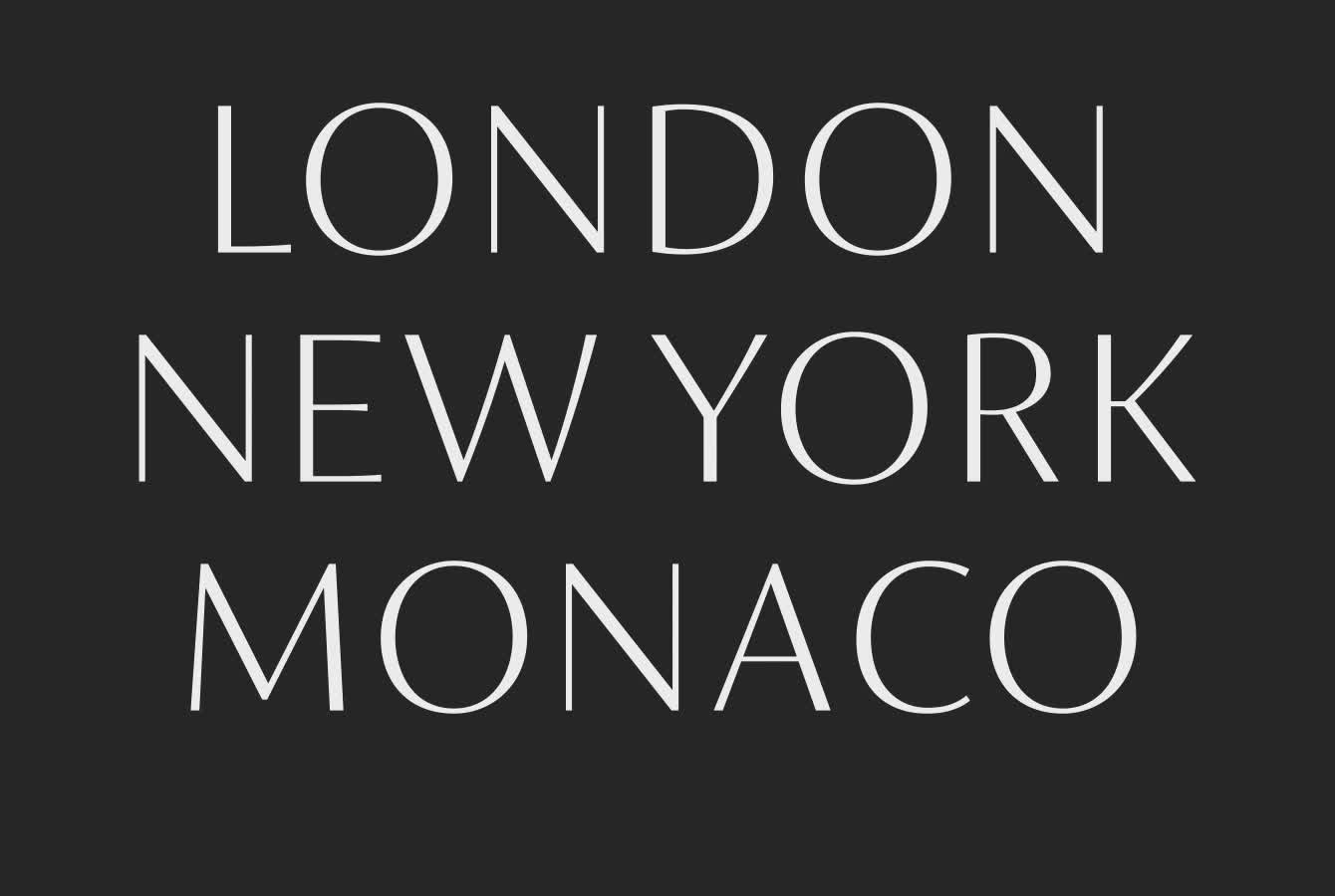 Boutique Type Foundry - Font Foundry London | Fontsmith